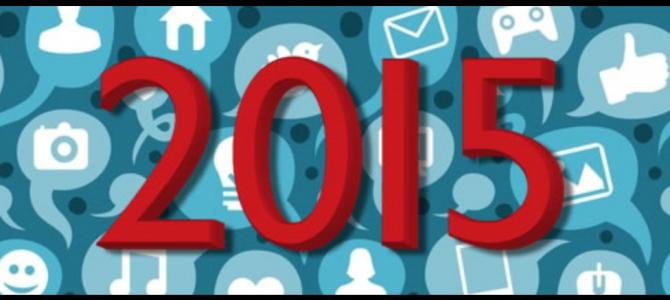 2015 : une année digitale