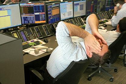 Traders : le revers de la médaille