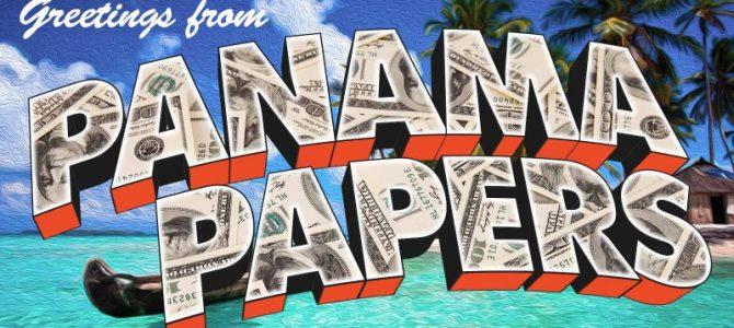 PANAMA PAPERS au coeur de l'actualité