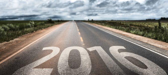 Rétrospective sur l'année 2016