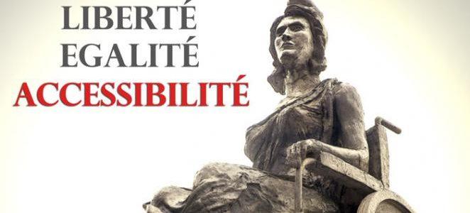 En situation de handicap, tu peux toujours attendre !