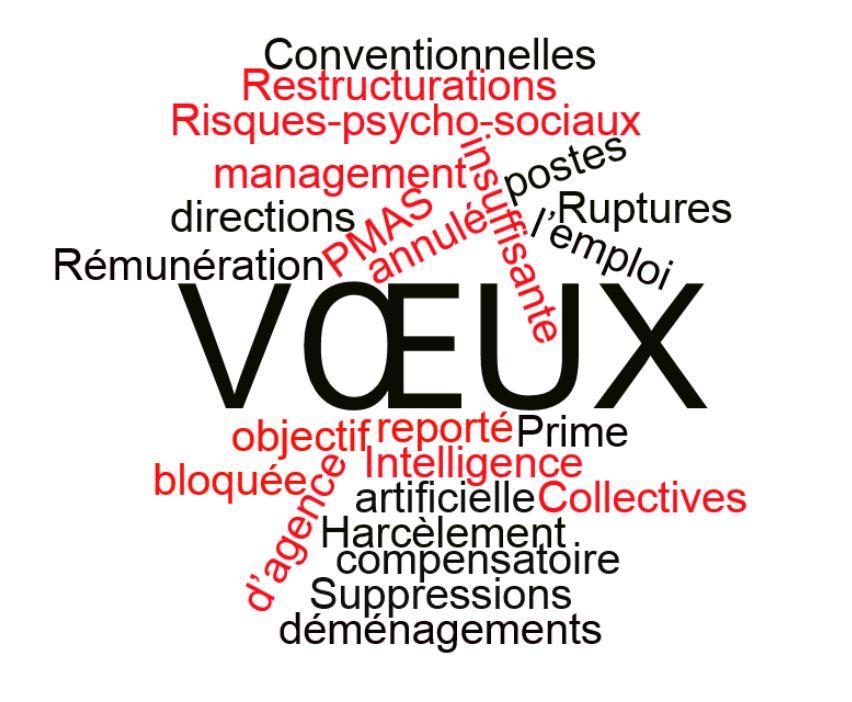 VŒUX FO Société Générale 2018