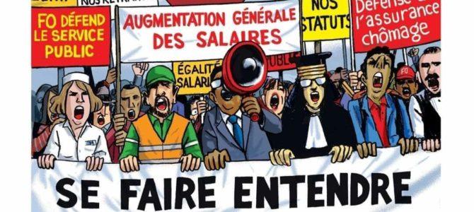 Mobilisation le 19 Mars 2019