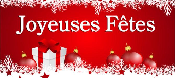 FO Société Générale vous souhaite de belles fêtes !