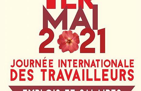 1er Mai : une journée internationale de solidarité et de revendications