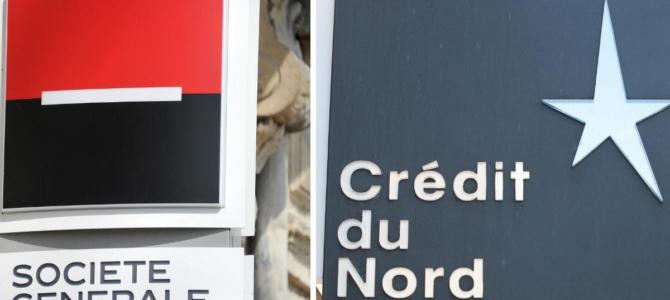 FUSION SOCIETE GENERALE / CREDIT DU NORD : DESTRUCTION DE 600 AGENCES ET 3700 EMPLOIS